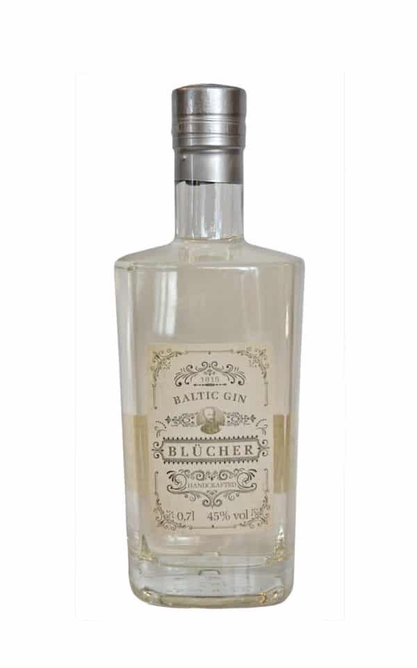 Blücher dry Gin-thetankcompany.de