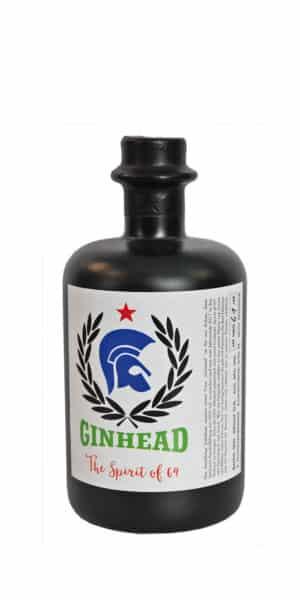 Ginhead Spirit of 69 Gin-thetankcompany.de