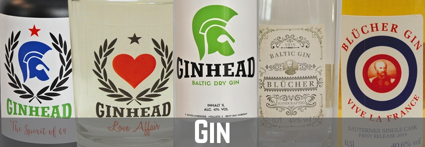 Kategorie Gin auf thetankcompany.de