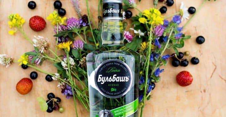 Bulbash Ososbaja Birkenblättchen Wodka passt nicht zur F