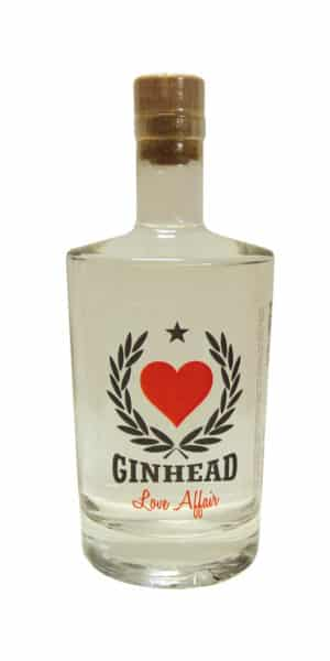 Ginhead Love Affair Gin-thetankcompany.de