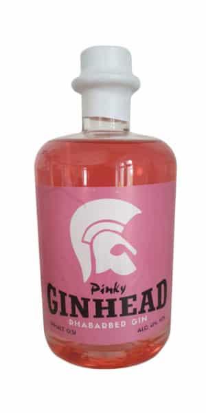 Ginhead Pinky Gin mit Rhabarber-thetankcompany.de