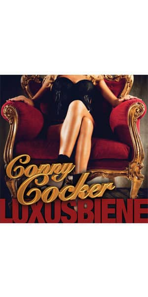 CD _ CONNY COCKER _ LUXUSBIENE im Paket