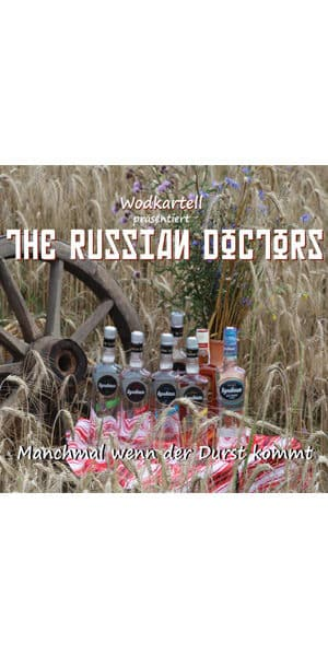 The Russian Doctors _ Manchmal wenn der Durst kommt _ CD