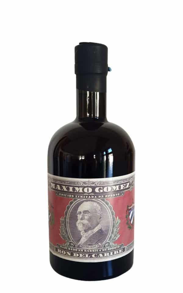 Maximo-Gomez-Rum-Edición-limitada-de-vino-de-oporto-41Vol.-%