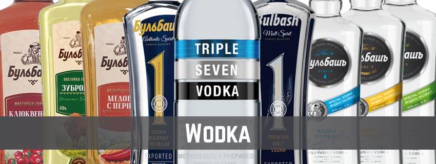 Banner-Produktkategorie-Wodka und Wodka-Spirits auf thetankcompany.de