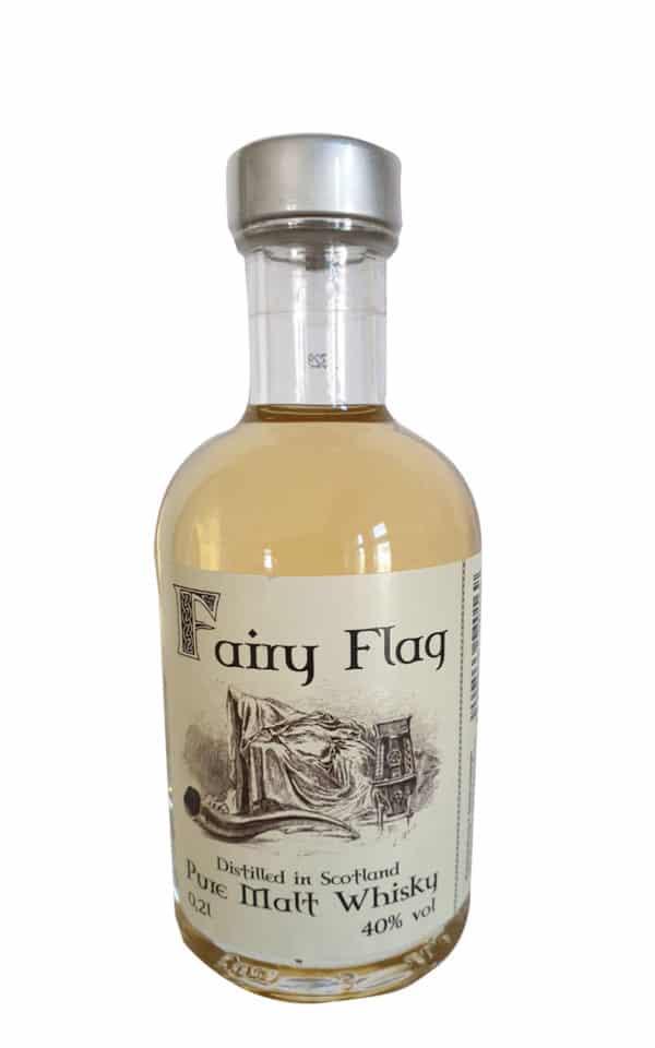 Fairy Flag Whisky als 0,2 l Mini-Tank