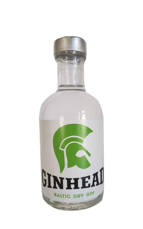 Ginhead Gin als 0,2l Mini-Tank