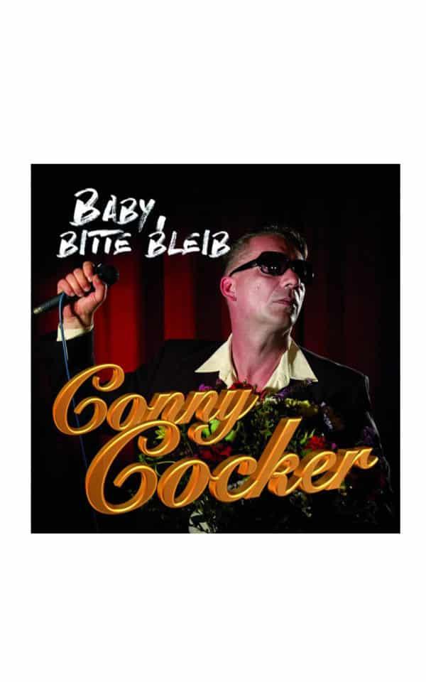 CONNY-COCKER-_-BABY-BITTE-BLEIB---CD
