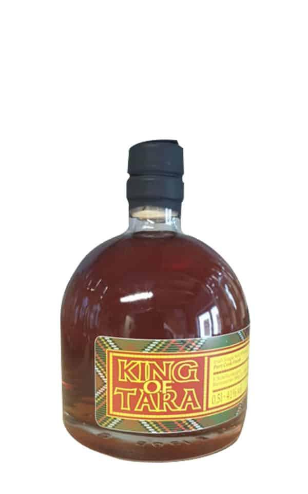 King of Tara - Irish Single Malt Whiskey mit Portweinfinsh - 41 Vol. %
