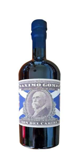 Maximo Gomez Rum - Edicion Limitada de Islay-Laphroiag
